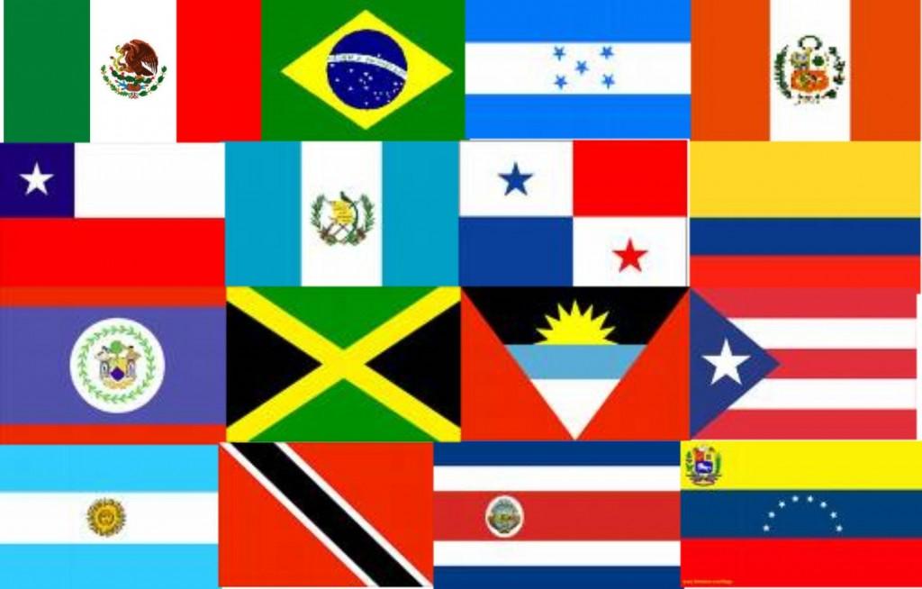 Välisriikide lipud. Pilt. twitteros.ning.com