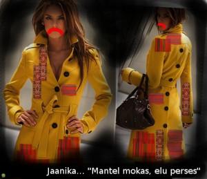 Jaanika. Haljala etno-kudumgraffiti ohver. Pilt. www.catwalkqueen.tv + kerge mod