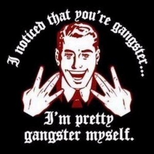 white-gangsta